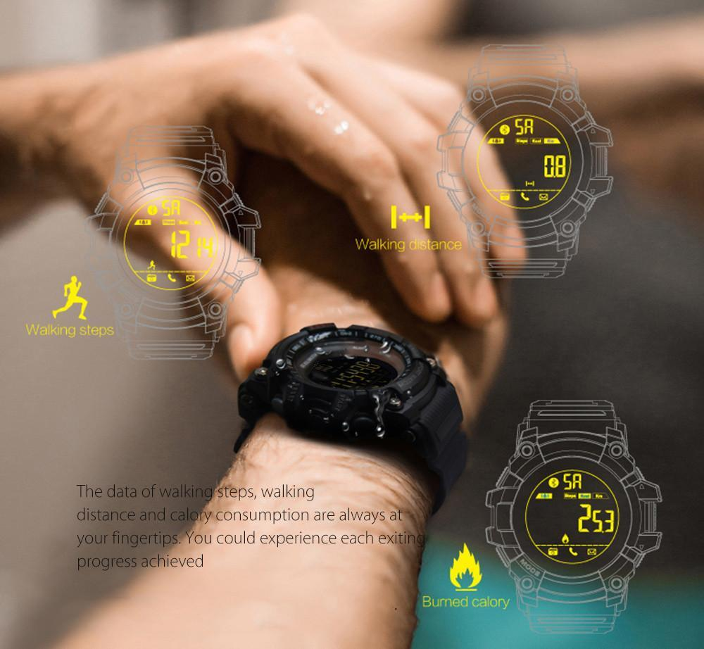 XWATCH Sport Smart Watch Waterproof Message Reminder for Android IOS