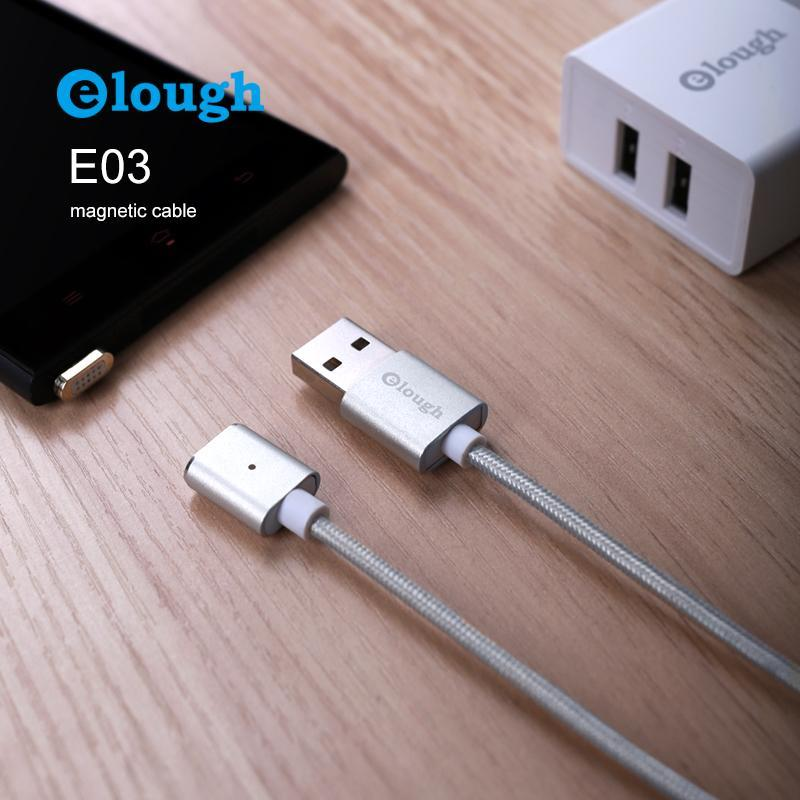 2.4A Super-Fast Magnetic Charger Cable