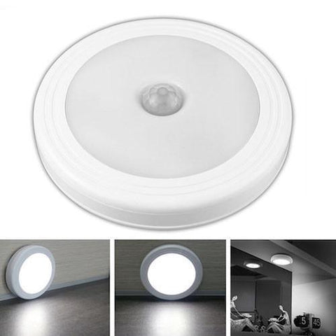 Magnetic Infrared Motion Sensor Night Light