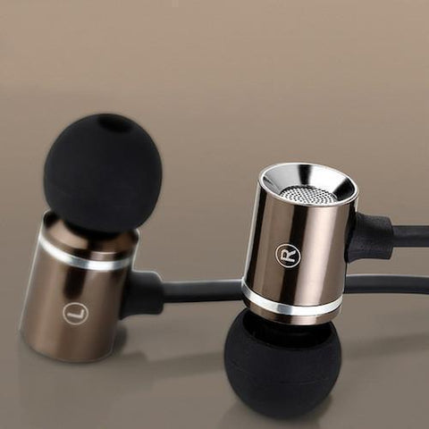 Caldecott Sports Noise-Cancelling Earphones
