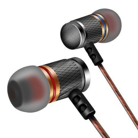 Hi-Fi Bass Stereo Earphones