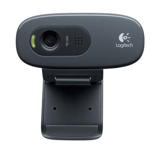 Logitech HD Vid 720P Webcam With Microphone