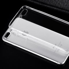 Transparent Soft Silica Gel iPhone Case