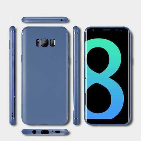 Samsung Galaxy S8 Ultra-Thin TPU Silicone Cover