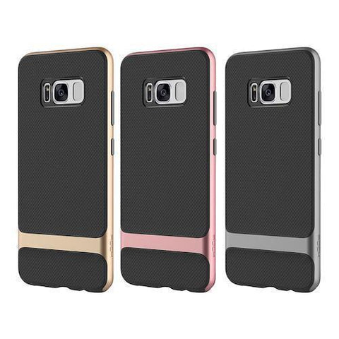 Samsung Galaxy Luxury Soft TPU + PC Cover