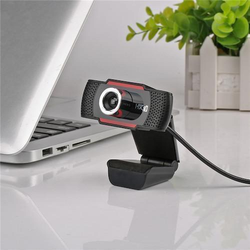 HD 720P USB Webcam With Microphone