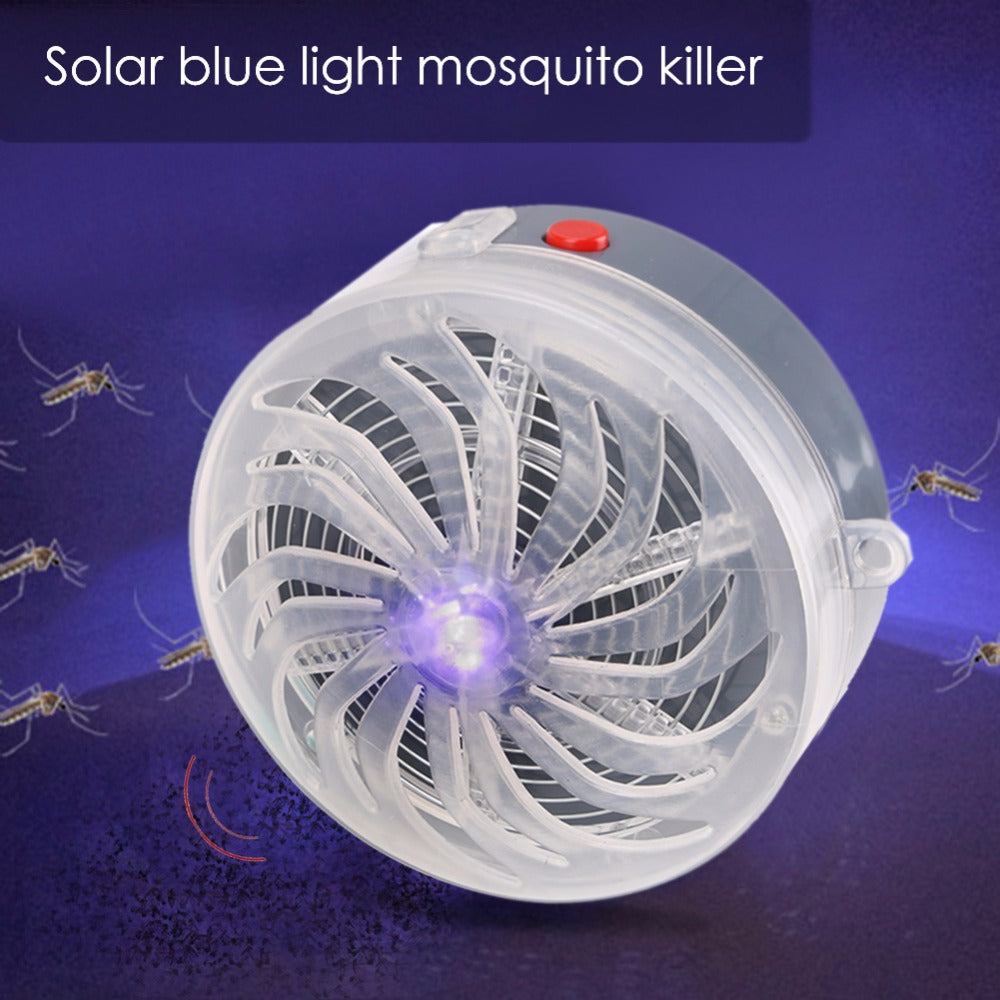 Solar UV Lamp Mosquito Killer