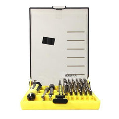 Scheppach 45 Piece Magnetic Precision Screwdriver Set