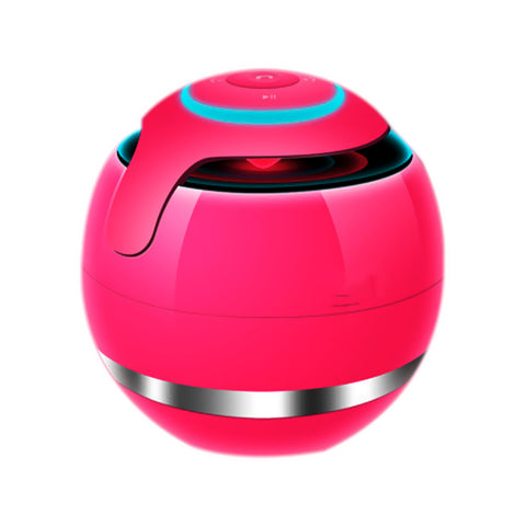 Bluetooth Speaker with LED Wireless Stereo Speakers