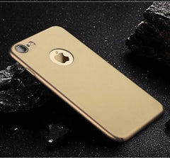 Ultra Slim Matte iPhone Protective Case