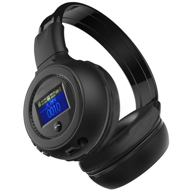 Black 3.0 Stereo Bluetooth Wireless Headphones