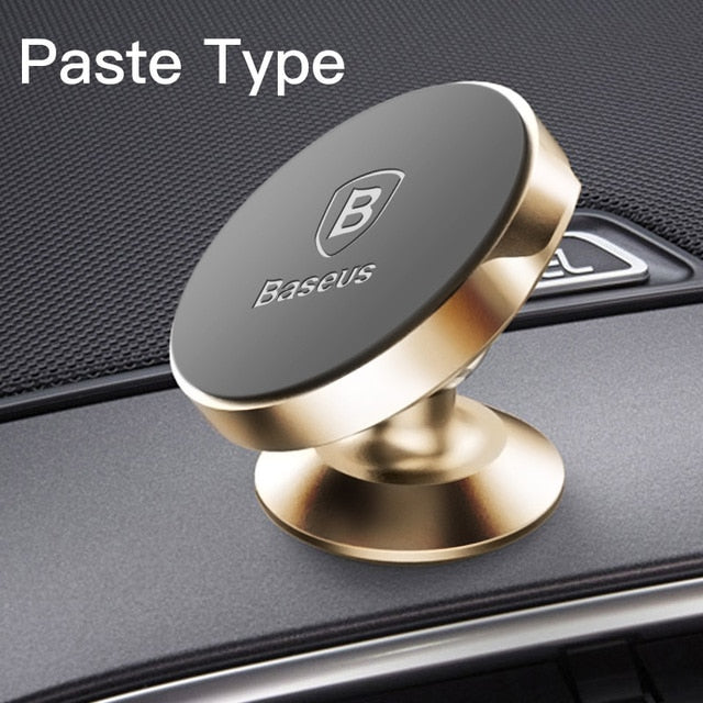 Car Mount Magnetic Phone Holder