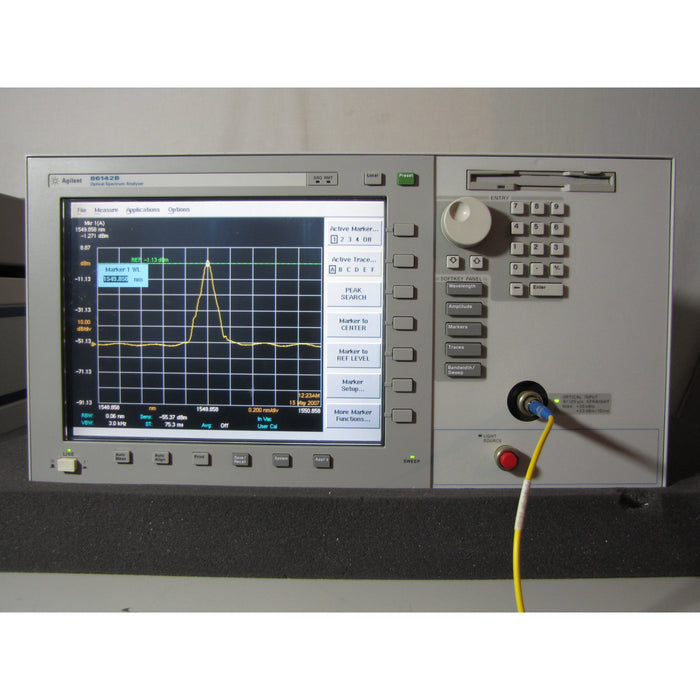 Agilent 86142B Optical Spectrum Analyzer