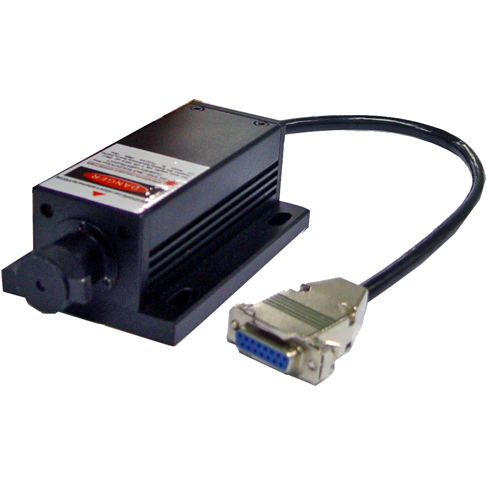360 nm LD Pumped All-Solid-Sate UV Laser with SM Fiber Output UV-FN-360-SM