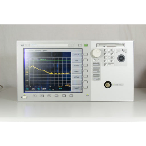 Agilent 86142A Optical Spectrum Analyzer