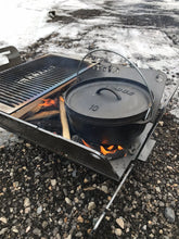 Load image into Gallery viewer, CITTAC Fire Pit & Grill