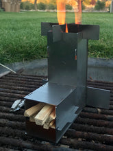 Load image into Gallery viewer, Mini Rocket Stove +FREE US Shipping