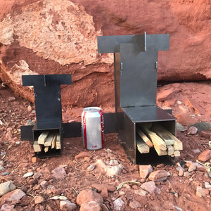 LARGE Rocket Stove