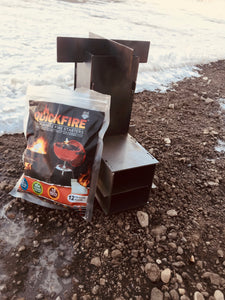 Quickfire All Purpose Fire Starter - 25 pack