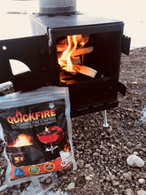 Load image into Gallery viewer, Quickfire All Purpose Fire Starter - 12 pack