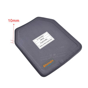 Bulletproof Plate Twaron Ultra-High Molecular Weight Polyethylene plates
