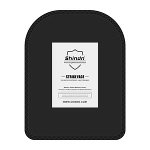 Shindn Lightweight kevlar Aramid Fiber bulletproof plate, Body armor and bulletproof backpack chest plates insert - shindn