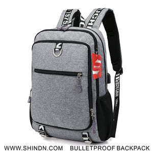 "Shindn Bulletproof Backpack Lightweight, 9.8""x13.8""kevlar backpack insert school bag secondary school bags and school bags for college - shindn"
