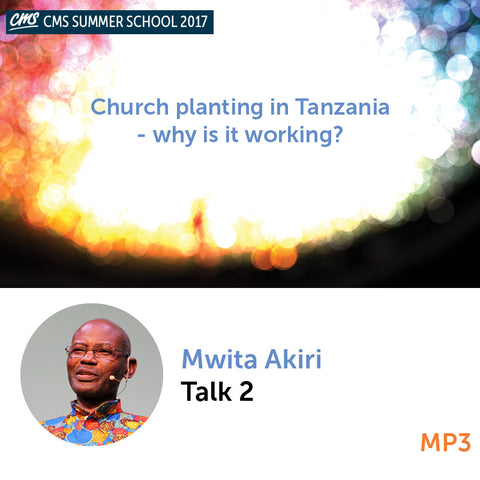 Church planting in Tanzania - why is it working?