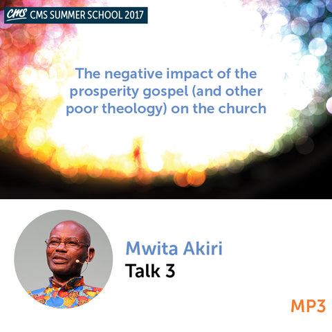 The negative impact of the prosperity gospel (and other poor theology) on the church