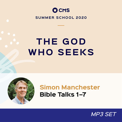 CMS Summer School 2020 – Bible Talks