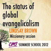 The status of global evangelicalism.