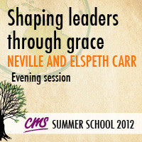 Shaping leaders through grace