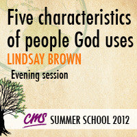 Five characteristics of people God uses