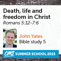 Death, life and freedom in Christ