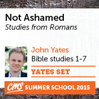 CMS Summer School 2015 Bible Talks