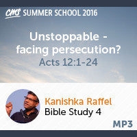 Unstoppable - facing persecution?