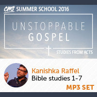 CMS Summer School 2016 - Bible Study Talks