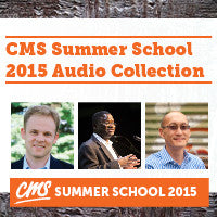 CMS Summer School 2015 - Complete MP3 collection