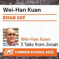 CMS Summer School 2015 - Jonah