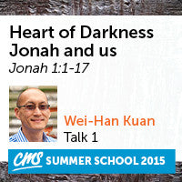 Heart of Darkness - Jonah and us