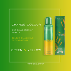 change colour spray