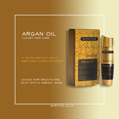 Luxury Argan Oil