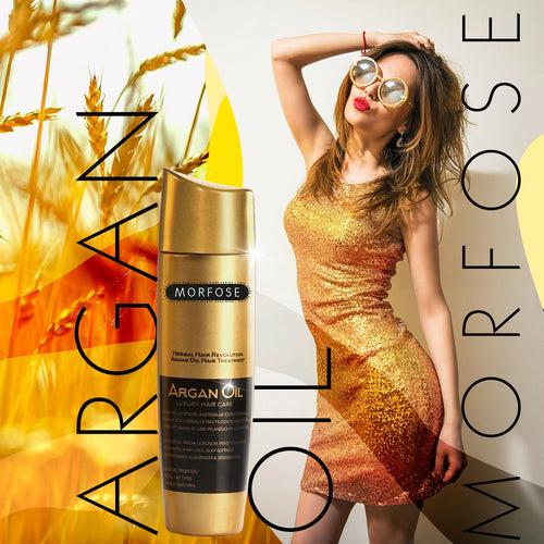 MORFOSE ARGAN OIL 100ML - MorfoseUK
