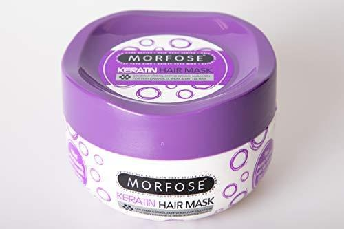 MORFOSE KERATIN HAIR MASK 500-250ML - MorfoseUK