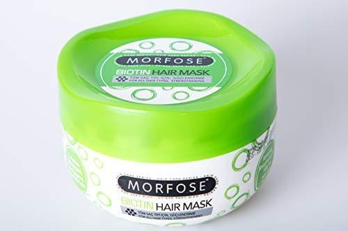 MORFOSE BIOTIN HAIR MASK 500-250ML - MorfoseUK