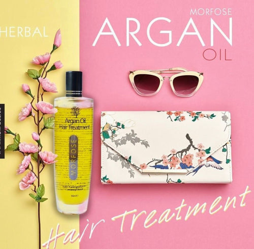 Morfose Argan Oil Hair Treatment 100ml - MorfoseUK