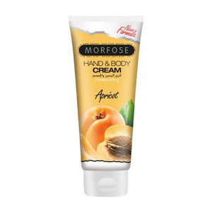 MORFOSE HAND AND BODY CREAM 200ML - MorfoseUK