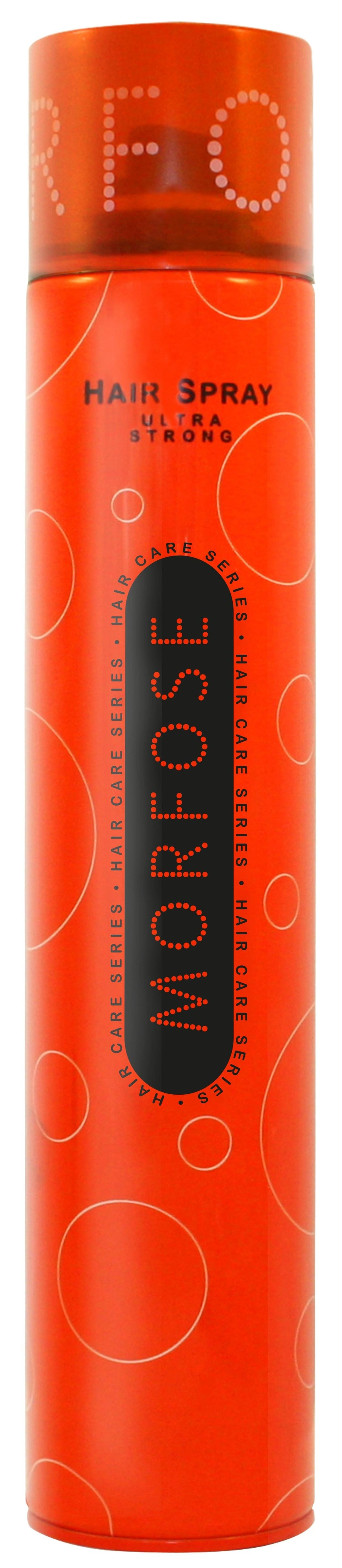 Morfose Hairspray 400ml - Ultra Strong Hold - MorfoseUK