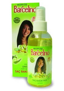 BARCELINO HAIR CARE OIL UNISEX 150ML - MorfoseUK