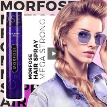 Load image into Gallery viewer, Morfose Hairspray 400ml - Mega Strong Hold - MorfoseUK